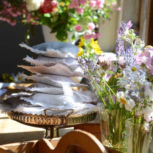 Lavendelkuddar