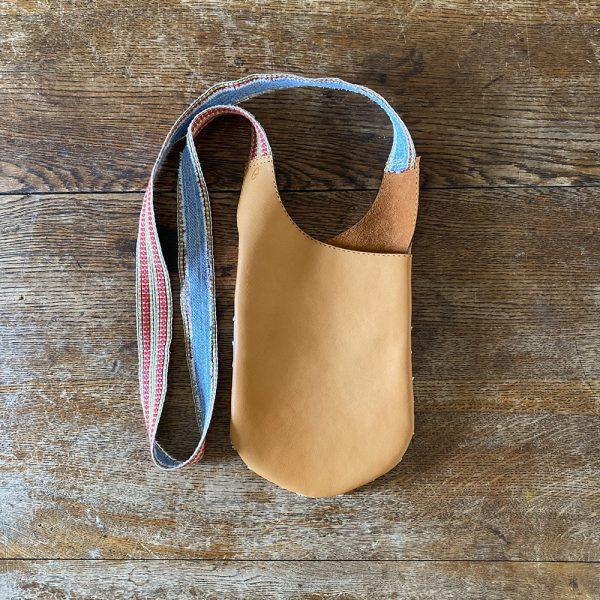 Handgjord väska